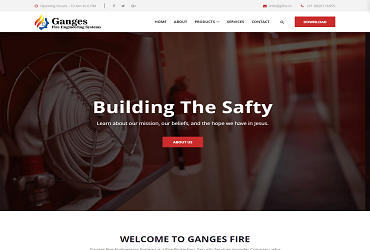 Ganges Fire Engineering Systems